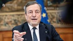 Coronavirus: Premierul italian Mario Draghi cere Uniunii Europene să accelereze reacția la epidemie
