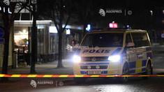 Poliția suedeză a efectuat o descindere la un apartament în urma unui atac posibil terorist cu cuțitul