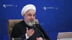 Dosarul nuclear: Președintele Iranului le cere europenilor să evite ''orice amenințare sau presiune''
