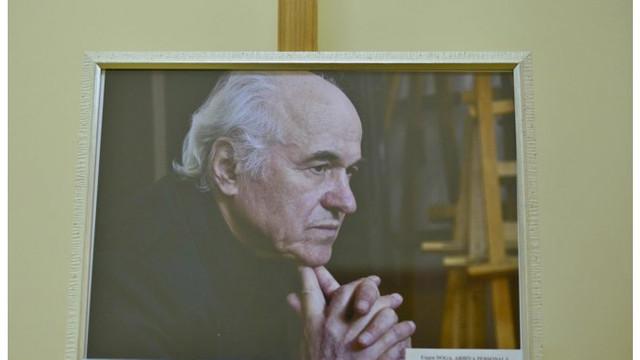 O expoziție fotografică dedicată maestrului Eugen Doga a fost lansată în Capitală