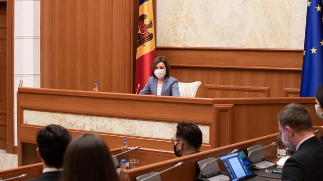 Maia Sandu, dupa consultările  cu organizațiile din cadrul Forumului societății civile din Parteneriatul Estic | Sunt hotărâtă să apăr interesul cetățenilor până la urmă