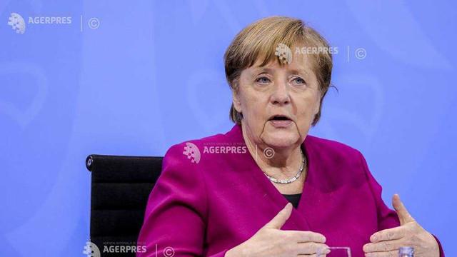 Coronavirus: În fața nemulțumirilor, Angela Merkel acceptă o relaxare treptată a restricțiilor