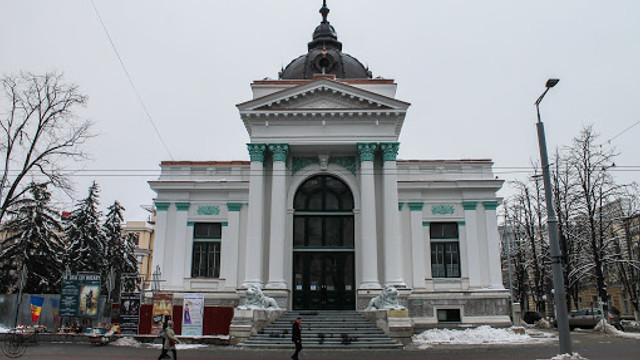 La Sala cu Orgă a fost deschisă o expoziție personală a artistului plastic Sergiu Bădrăgan