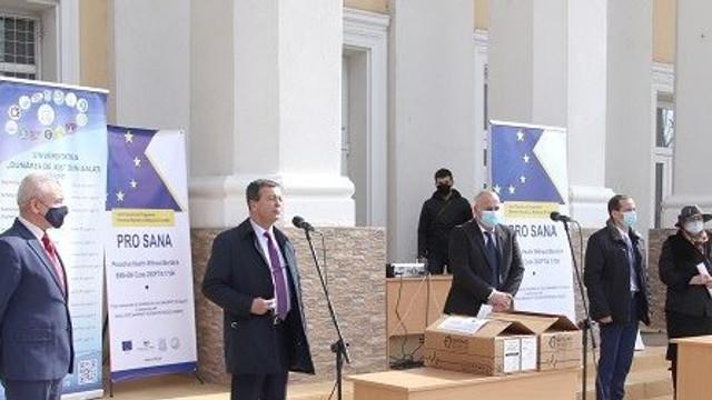 Universități din Cahul și Galați, cooperare în domeniul sănătății studenților și angajaților