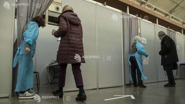 Coronavirus: Franța accelerează campania de vaccinare, cu jumătate de milion de doze inoculate în două zile