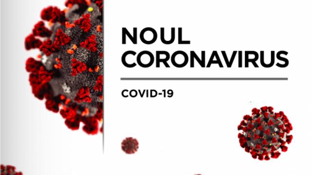 350 cazuri de COVID-19, înregistrate în ultimele 24 ore