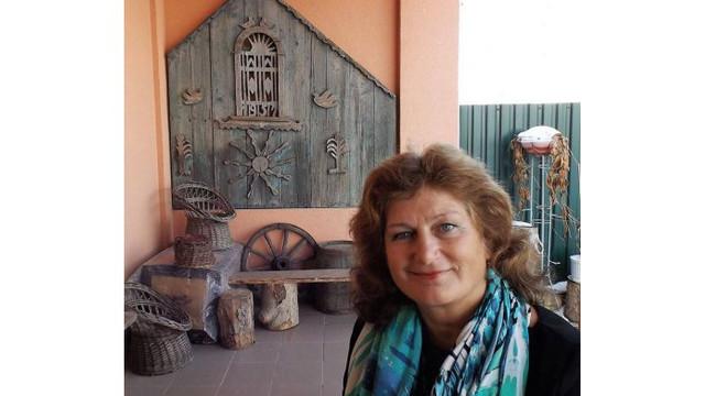 Artistul plastic Iraida Ciobanu a vernisat o expoziție personală