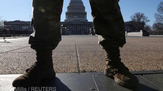 VIDEO | FBI publică noi imagini cu suspectul care a plasat bombe în apropierea Congresului