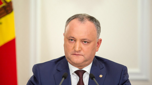 Igor Dodon spune care va fi următorul pas al PSRM în cazul în care tentativa de susținere a Guvernului Grosu va eșua în Parlament