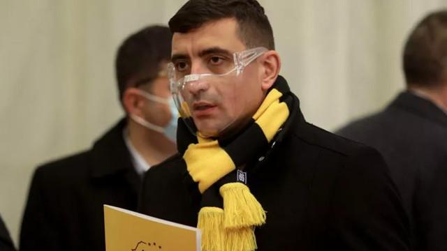 Deputații Platformei DA au înaintat mai multe demersuri pentru ridicarea interdicției de intrare în R.Moldova aplicată deputatului din Parlamentul României, George Simion