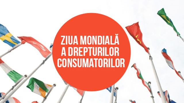 Asociațiile de consumatori din lume lansează, de Ziua Mondială a Drepturilor Consumatorilor, un apel privind reducerea poluării cu plastic