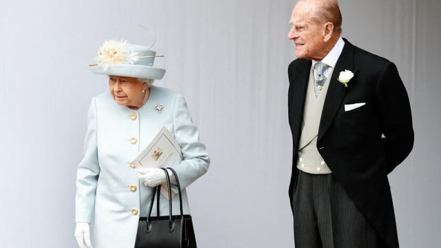 Prințul Filip a fost externat după o lună de spitalizare