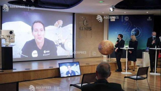 Astronautul francez Thomas Pesquet, desemnat comandant de bord al Stației Spațiale Internaționale