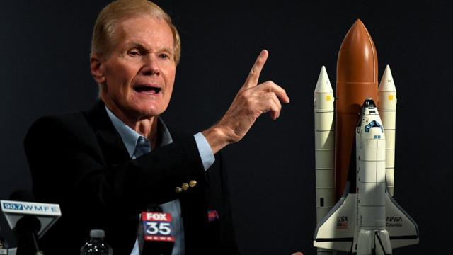 Fostul astronaut Bill Nelson a fost numit la conducerea NASA. Agenția spațială pregătește o nouă misiune umană pe Lună