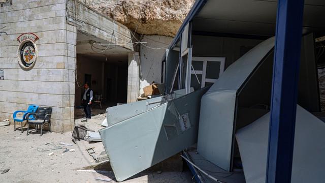 Reuters: Spitale și mai multe zone civile din Siria, bombardate de avioane rusești. Victime în rândul pacienților internați