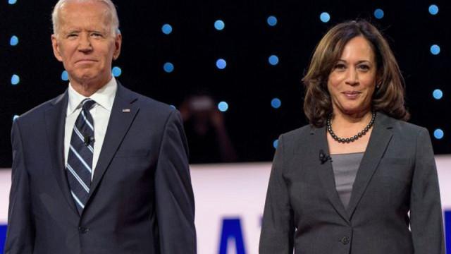 SUA   Președintele Biden și vicepreședinta Harris condamnă în termeni duri rasismul și sexismul