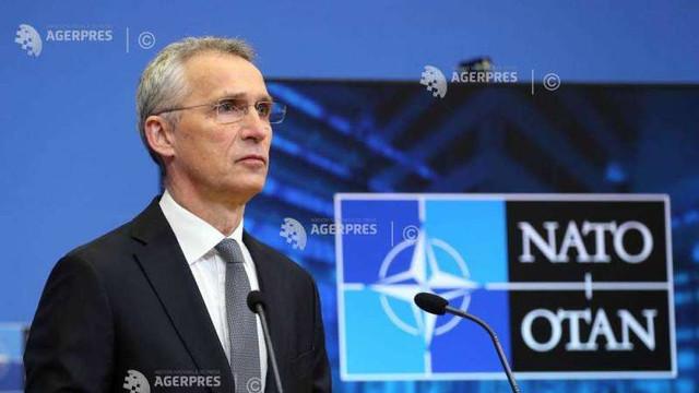 NATO solicită Rusiei să-și retragă trupele mobilizate la frontiera cu Ucraina