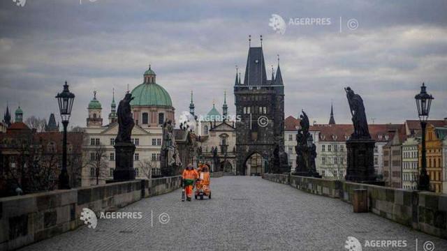 Coronavirus: Starea de urgență în Cehia se prelungește până la sfârșitul lui aprilie