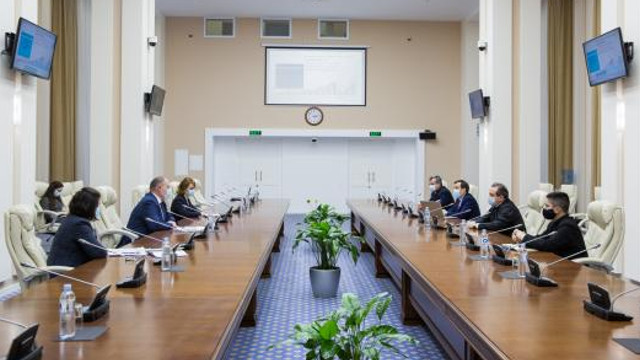 Premierul interimar a avut o discuție cu reprezentanții cultelor creștine din R. Moldova despre  respectarea normelor epidemiologice