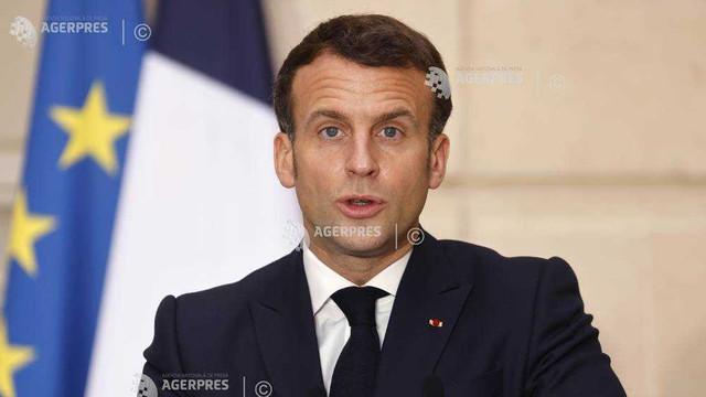 Franța   ''Vor exista tentative de ingerință'' din partea Turciei în alegerile prezidențiale, afirmă Emmanuel Macron