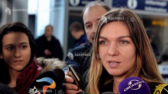Tenis | Simona Halep declară că e interesată de titluri de Mare Șlem și de o medalie olimpică, nu de clasament