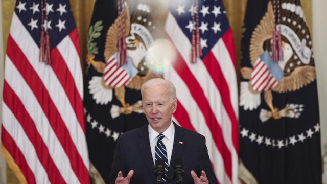 Președintele Joe Biden a confirmat că va candida pentru al doilea mandat la alegerile prezidențiale din 2024