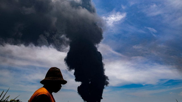 """Președintele indonezian a fost declarat """"vinovat de neglijență"""" în ceea ce privește poluarea din capitala țării, Jakarta"""