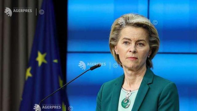Comisia Europeană condamnă aparenta atitudine sexistă față de președintele Ursula von der Leyen, în timpul vizitei din Turcia