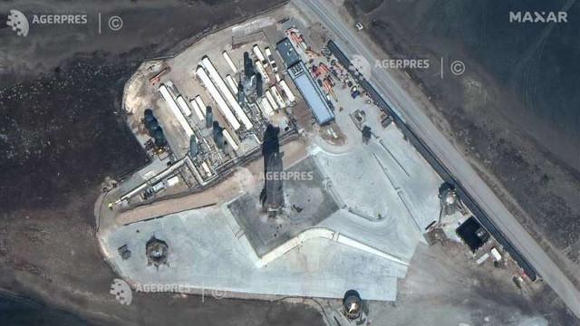 SUA | Nou eșec al unui test cu un prototip al rachetei Starship