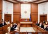 Subiectele discutate la ședința CSS. Maia Sandu: În lipsa unor acțiuni prompte din partea organelor de drept în cazul actelor de corupție, dar și a inacțiunii Parlamentului în raport cu membrii consiliului CNPF, atacurile raider continuă