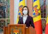 Maia Sandu: Sunt informații false despre faptul că aș fi spus ca oamenii din diaspora să plătească... În conformitate cu Legea, Guvernul va aloca bani pentru organizarea alegerilor