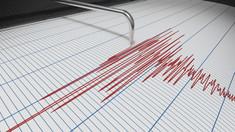 Un cutremur s-a produs marți dimineața în România