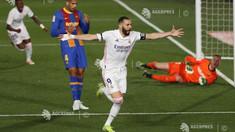 Fotbal   Real Madrid, învingătoare în El Clasico, 2-1 cu FC Barcelona