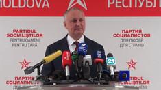 Igor Dodon – atac asupra președintei Maia Sandu și asupra ambasadorilor europeni