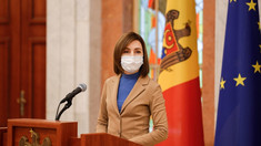 LIVE | Conferință de presă susținută de Președinta Republicii Moldova, Maia Sandu