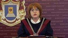 Președinta Curții Constituționale, Domnica Manole, a solicitat să-i fie asigurată paza de stat, în contextul mai multor amenințări pe care le-a primit și a atacurilor din partea unor politicieni