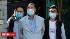 Hong Kong: Magnatul media Jimmy Lai, condamnat la 14 luni de închisoare pentru implicare în protestele pro-democrație