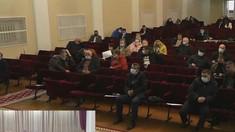 Președintele raionului Fălești a fost suspendat din funcție