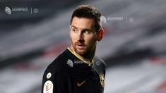 Fotbal: ''E ceva foarte special să fiu căpitanul echipei la care am jucat toată viața'', a spus Messi