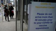SUA | Jumătate din populația adultă a fost vaccinată cu cel puțin o doză