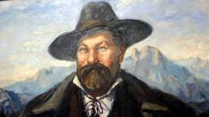 """PORTRET: Calistrat Hogaș – scriitorul """"singurătății munților"""""""