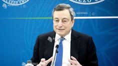 Fotbal: Premierul italian Mario Draghi susține UEFA în lupta sa împotriva Super Ligii