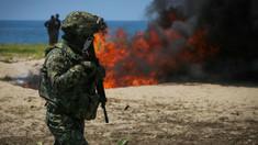 30 de pușcași marini mexicani au fost arestați după ce ar fi făcut