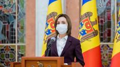 VIDEO | Maia Sandu s-a vaccinat cu prima doză de ser anti-COVID-19
