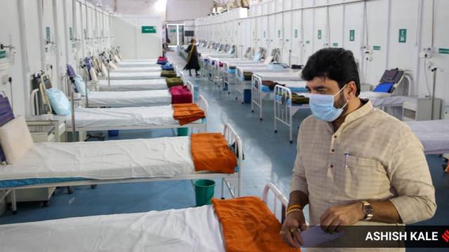 India depășește pentru prima dată 100.000 de cazuri noi într-o zi