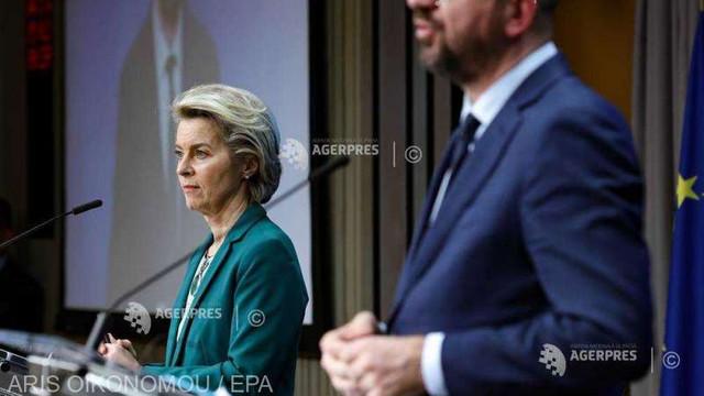 Ursula von der Leyen și Charles Michel merg să discute cu Erdogan o resetare a relațiilor UE cu Turcia
