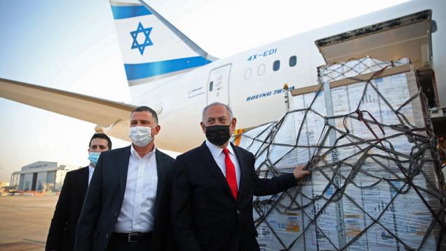 Pfizer a oprit livrarea a 700.000 de doze de vaccin, după ce Israelul nu ar mai fi plătit ultimele tranșe