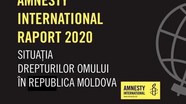 Amnesty International: În 2020 s-a încălcat serios dreptul la sănătate și alte drepturi