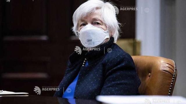 Marile economii trebuie să sprijine semnificativ redresarea globală (Janet Yellen)