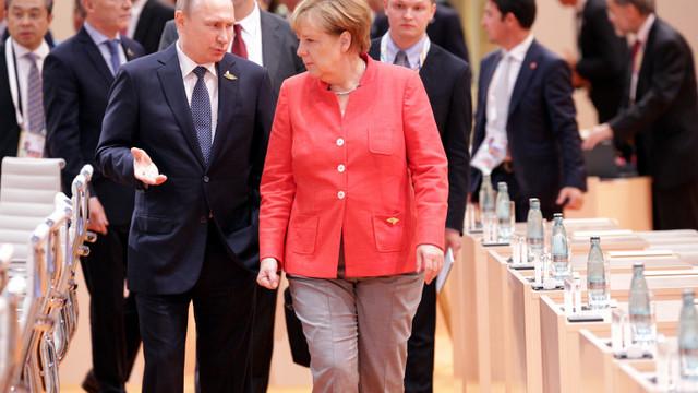 Germania a cerut Rusiei să își reducă numărul de trupe din apropierea graniței cu Ucraina
